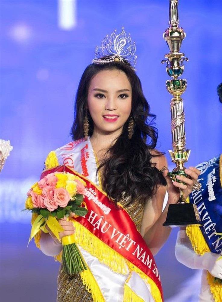 Bức hình Phạm Hương, Kỳ Duyên, Khánh Vân thời còn là đối thủ-6