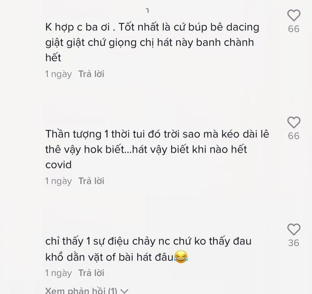 Dân mạng chỉ trích Thanh Thảo phá banh hit Hoài Lâm: Điệu chảy nước-3