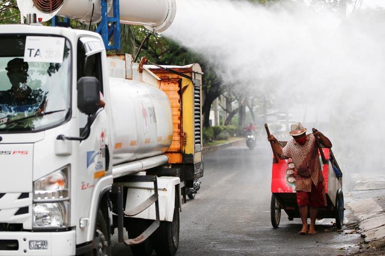 Covid-19: Indonesia tuyên bố tránh được 'kịch bản tồi tệ nhất'