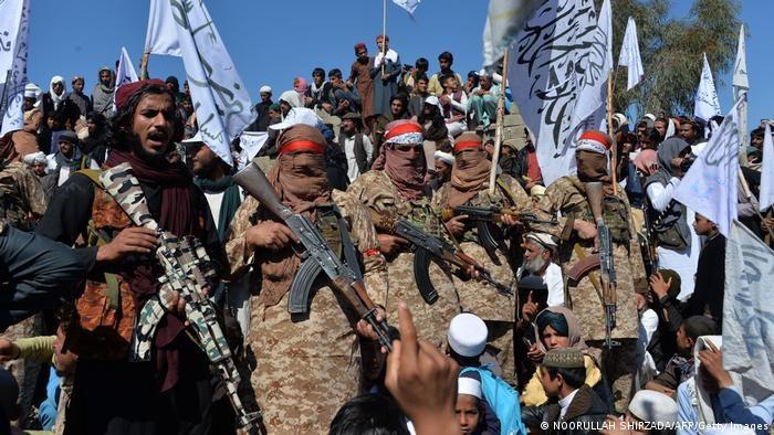 Lực lượng Taliban đang tăng cường tấn công tại Afghanistan giữa lúc Mỹ và NATO rút sự hiện diện quân sự tại nước này. (Nguồn: AFP/Getty)