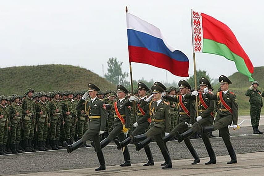 Khi Zapad-2017 diễn ra, ông Lukashenko dường như không muốn cuốn vào căng thẳng giữa Nga với phương Tây. (Nguồn: uacrisis)