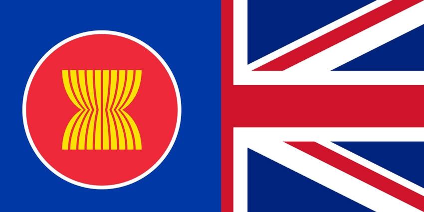Anh sẽ là đối tác đối thoại thứ 11 của 'câu lạc bộ' ASEAN?