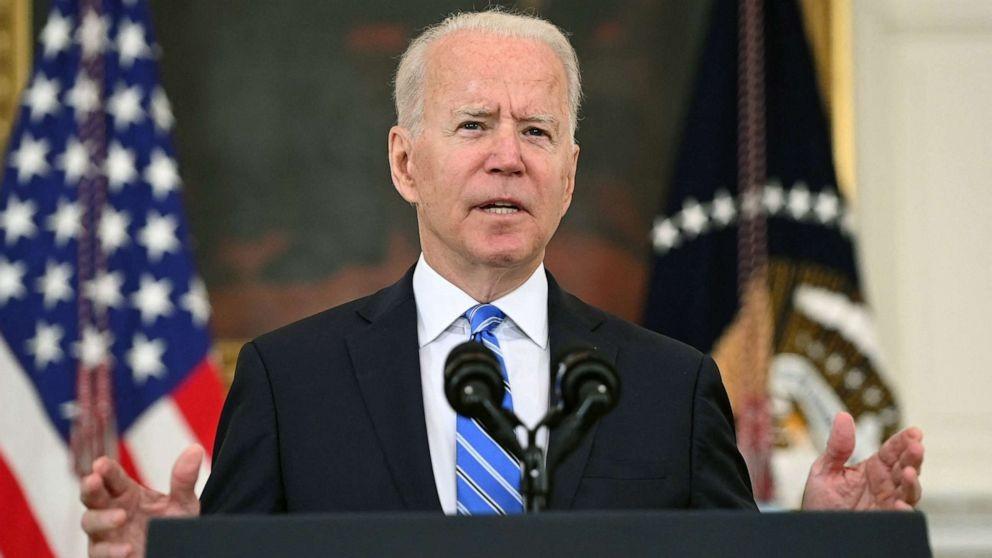 Tổng thống Mỹ Joe Biden phát biểu về tình hình kinh tế Mỹ tại Nhà Trắng, Washington, ngày 19/7. (Nguồn: Getty)