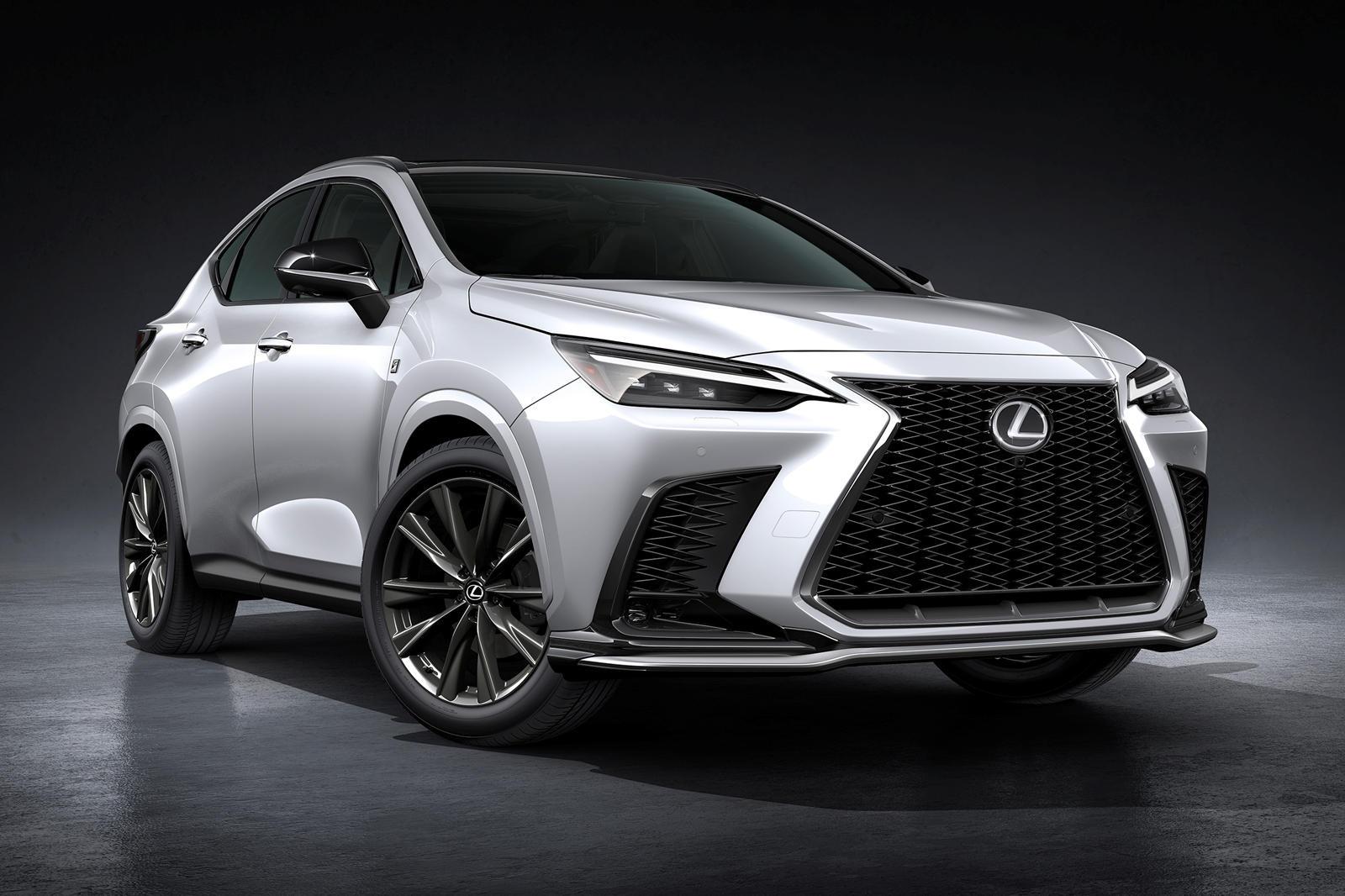 Lexus sẽ sử dụng hệ thống HMI mới này trước các dòng xe phổ thông của Toyota