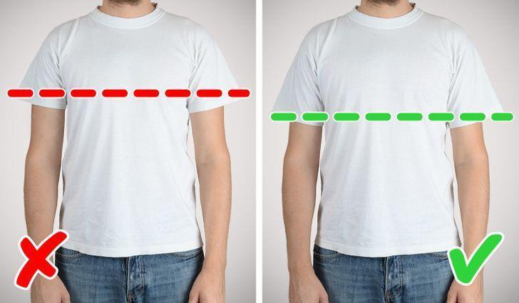 7 sai lầm phổ biến của đàn ông khi chọn quần áo mùa hè - 1