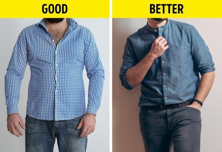 7 sai lầm phổ biến của đàn ông khi chọn quần áo mùa hè - 4
