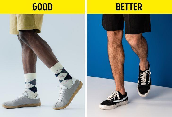 7 sai lầm phổ biến của đàn ông khi chọn quần áo mùa hè - 6