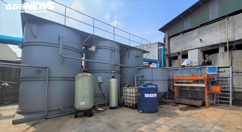 Dính phạt nặng, doanh nghiệp giấy Bắc Ninh đầu tư tiền tỷ để xử lý nước thải - 3