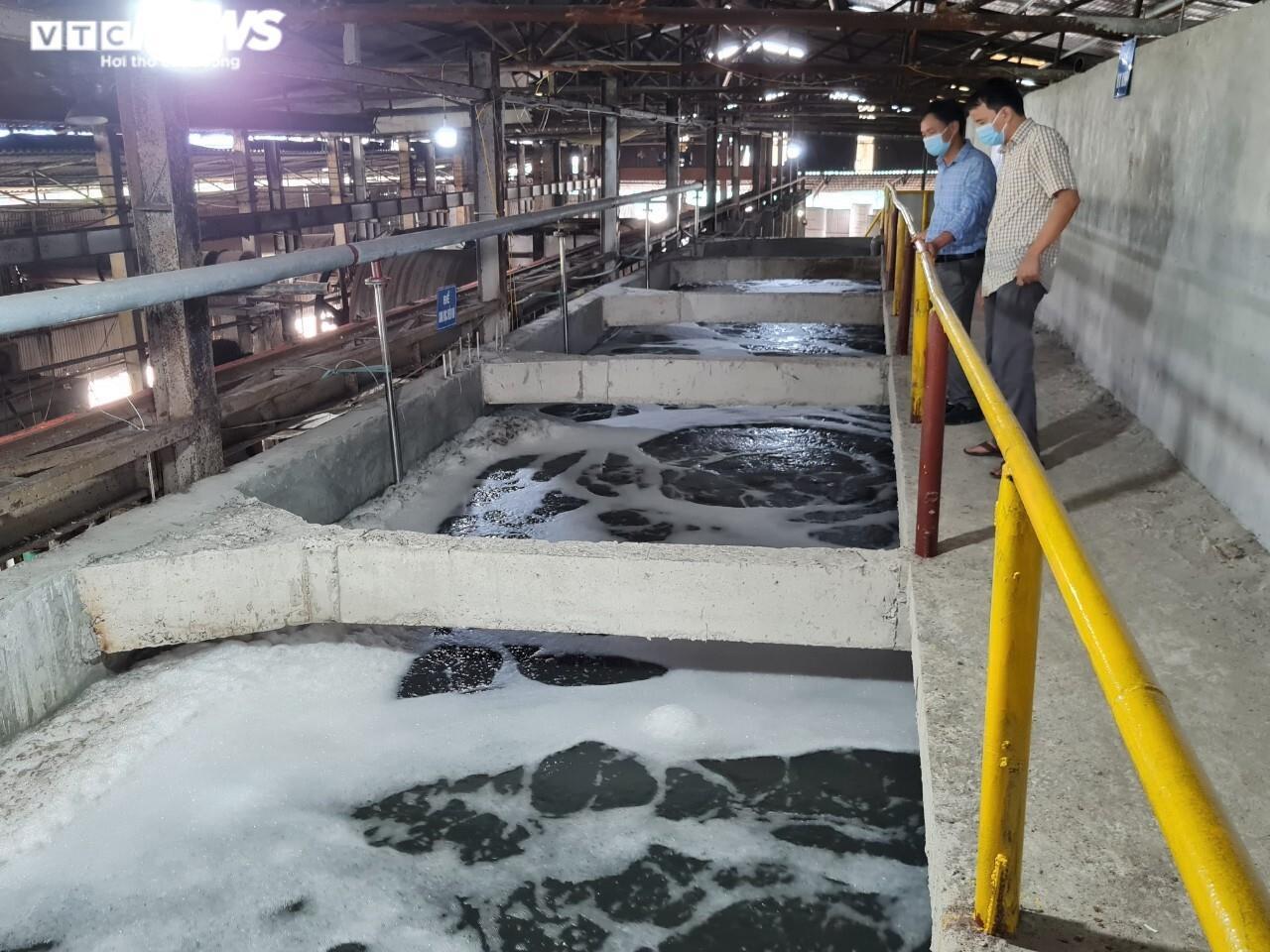 Dính phạt nặng, doanh nghiệp giấy Bắc Ninh đầu tư tiền tỷ để xử lý nước thải - 2