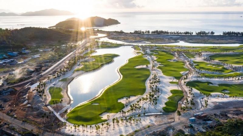 Sân golf Bình Tiên do Golfplan thiết kế sắp đi vào hoạt động (Ảnh: Golfplan)