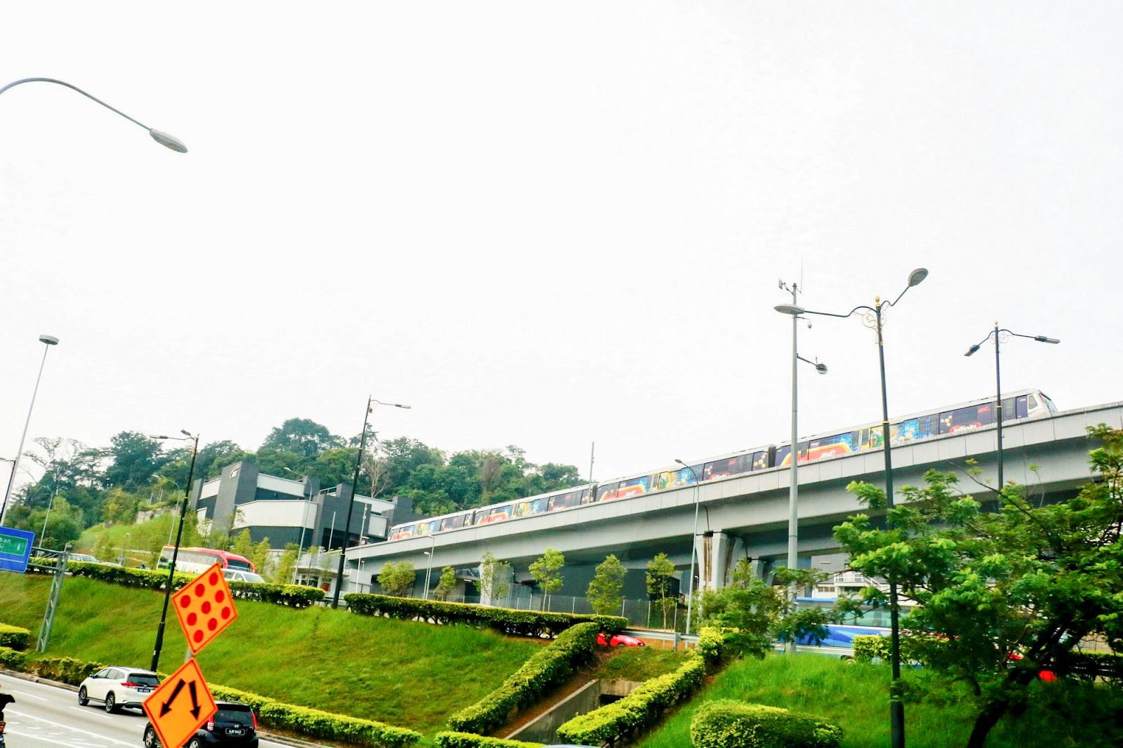 Ở nhà mùa dịch: Nhớ những ngày dạo quanh hè phố Kuala Lumpur - 8