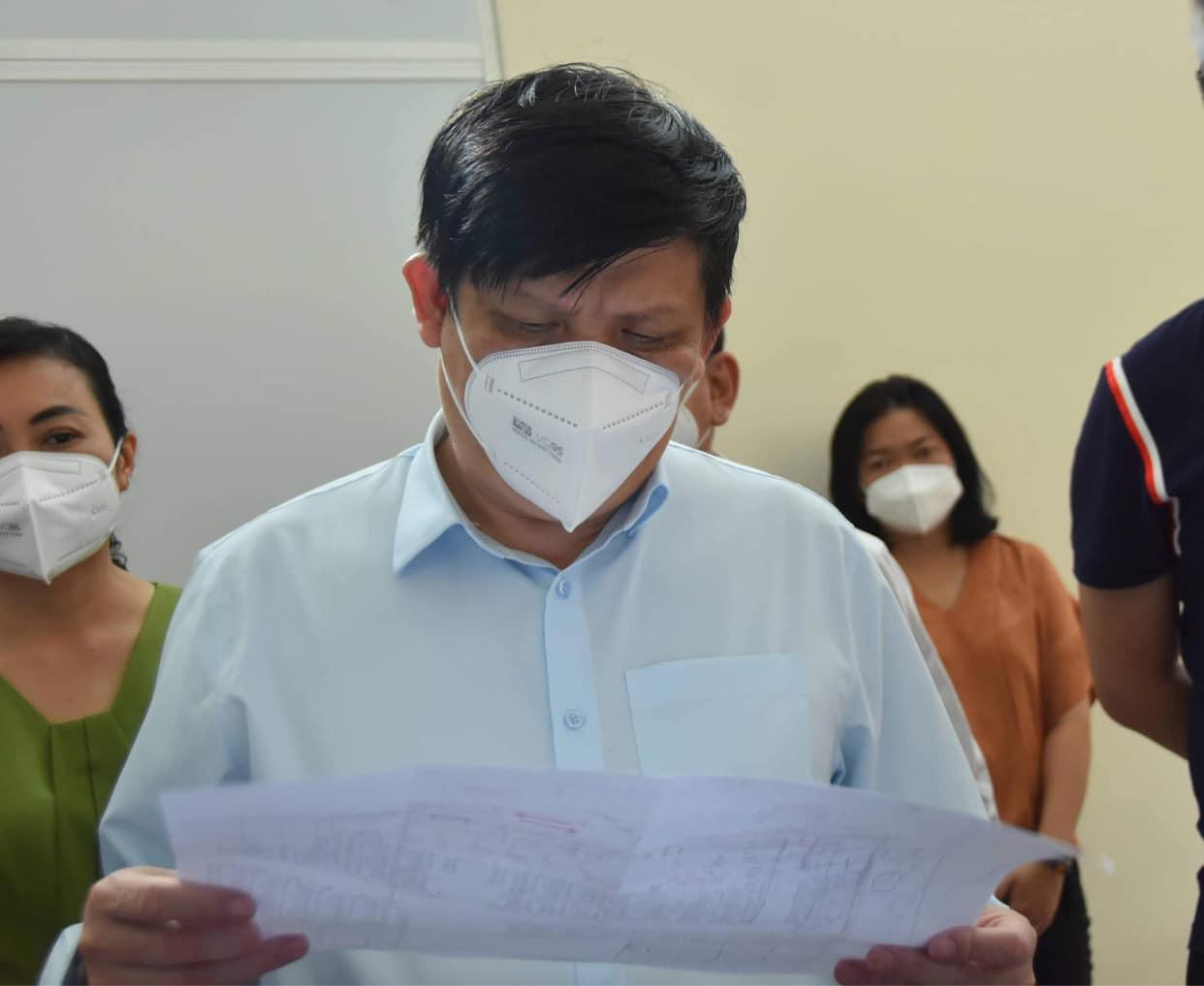 Khẩn trương tiếp nhận bệnh nhân tại 4 Trung tâm hồi sức tích cực COVID-19 ở TP Hồ Chí Minh - Ảnh 4.