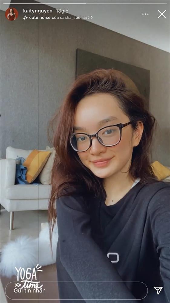 Ngã ngửa ảnh mặt mộc Kaity Nguyễn: Ủa ai đây?-2