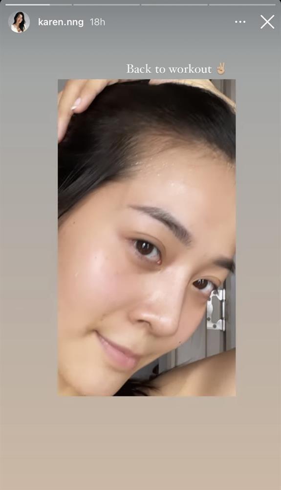 Ngã ngửa ảnh mặt mộc Kaity Nguyễn: Ủa ai đây?-9