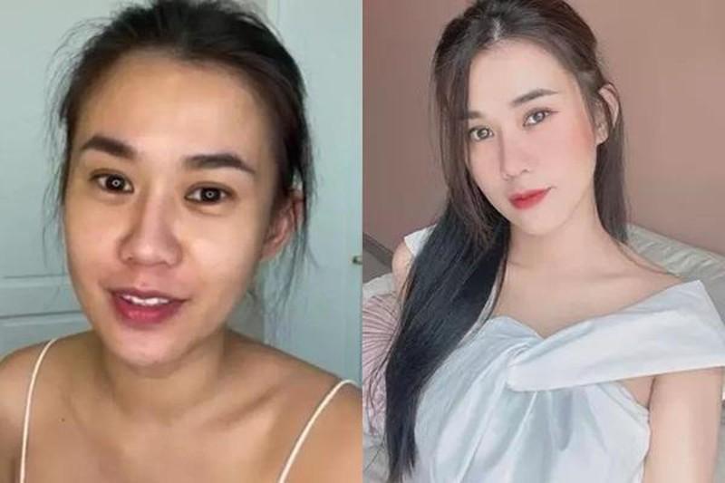 Ngã ngửa ảnh mặt mộc Kaity Nguyễn: Ủa ai đây?-7
