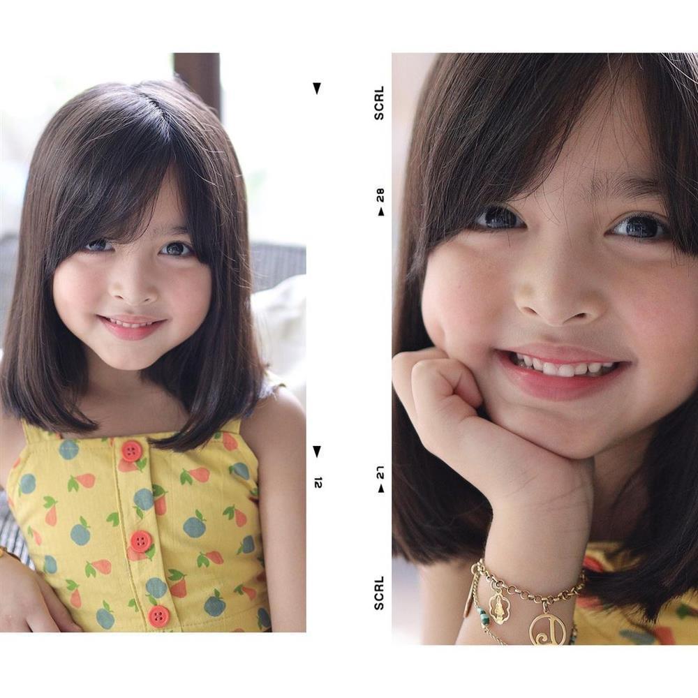 Mỹ nhân đẹp nhất Philippines khoe ảnh 2 con đẹp như tranh vẽ-6