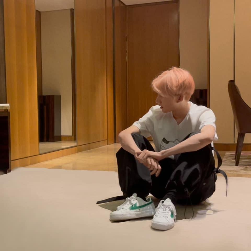 Vương Nguyên TFBOYS tung album mới cùng màu tóc nhìn mê chữ ê kéo dài-3