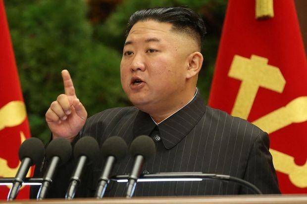 Nhà lãnh đạo Triều Tiên Kim Jong-un. (Nguồn: KCNA)