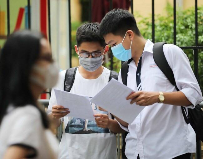 Đại học Quốc gia Hà Nội năm 2021 công bố điểm sàn, dao động từ 18-24 điểm
