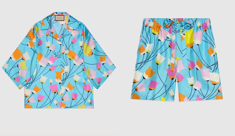 Ở nhà chăm con, Hồ Ngọc Hà mặc đồ bộ Gucci giá hơn 50 triệu đồng - 4