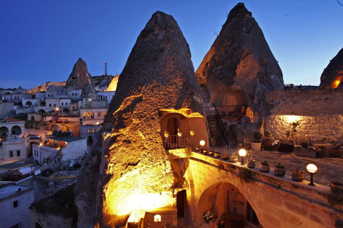 Loạt khách sạn hang động sang trọng ở Thổ Nhĩ Kỳ - 2