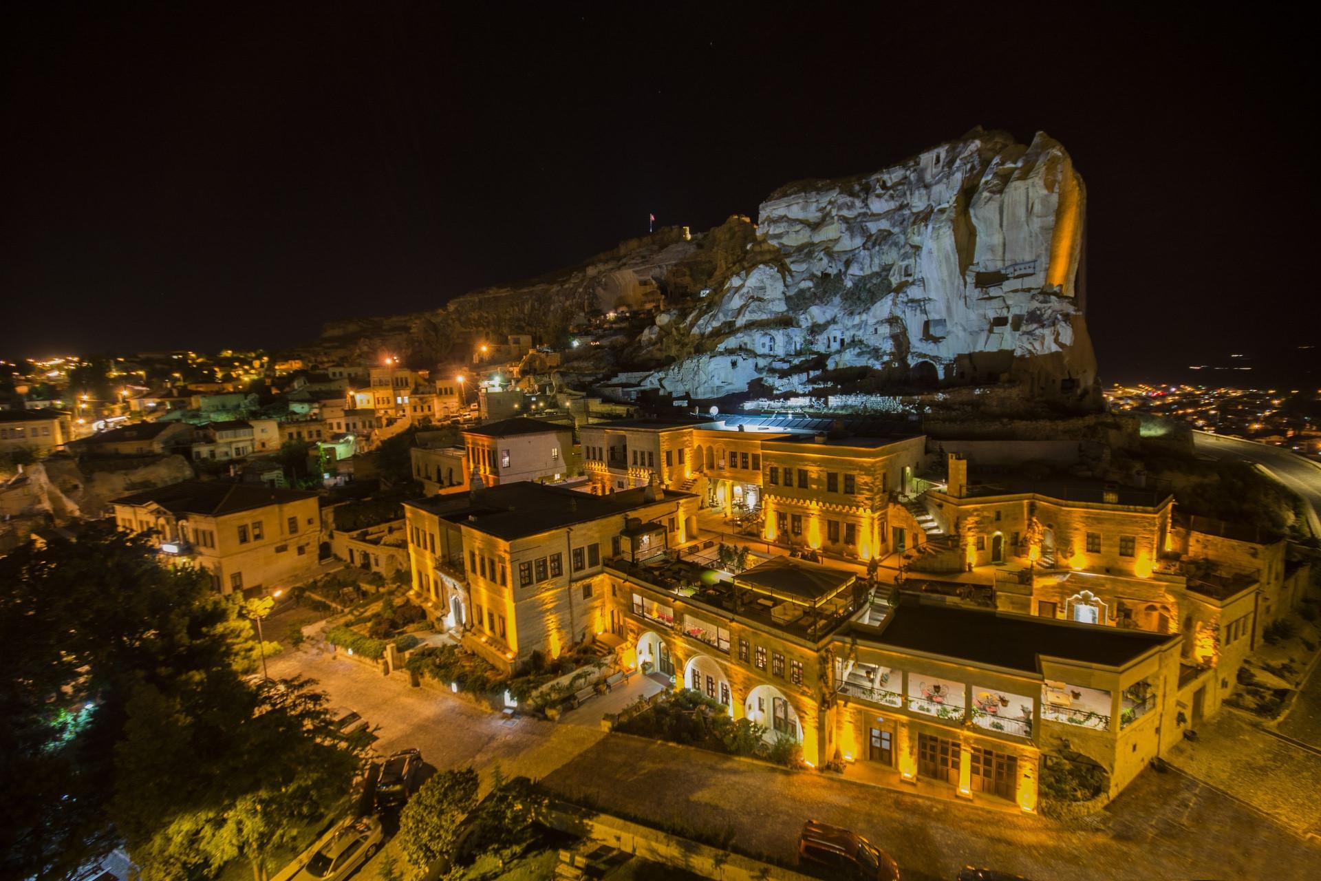 Loạt khách sạn hang động sang trọng ở Thổ Nhĩ Kỳ - 5