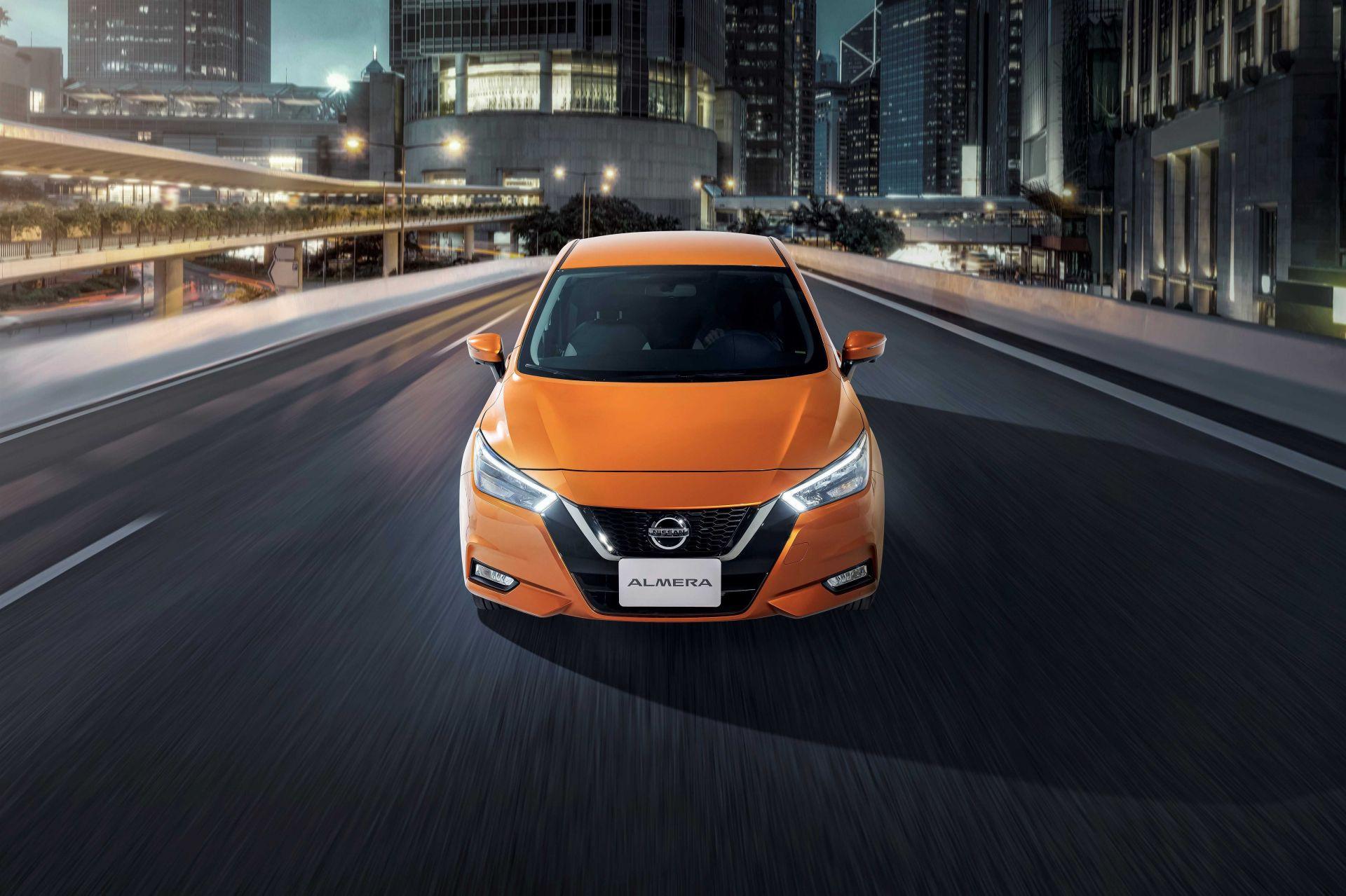 Xe Nissan Almera sẽ thay thế mẫu xe Sunny tại thị trường Việt Nam