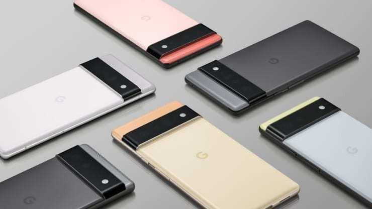 Google công bố chip di động tự thiết kế