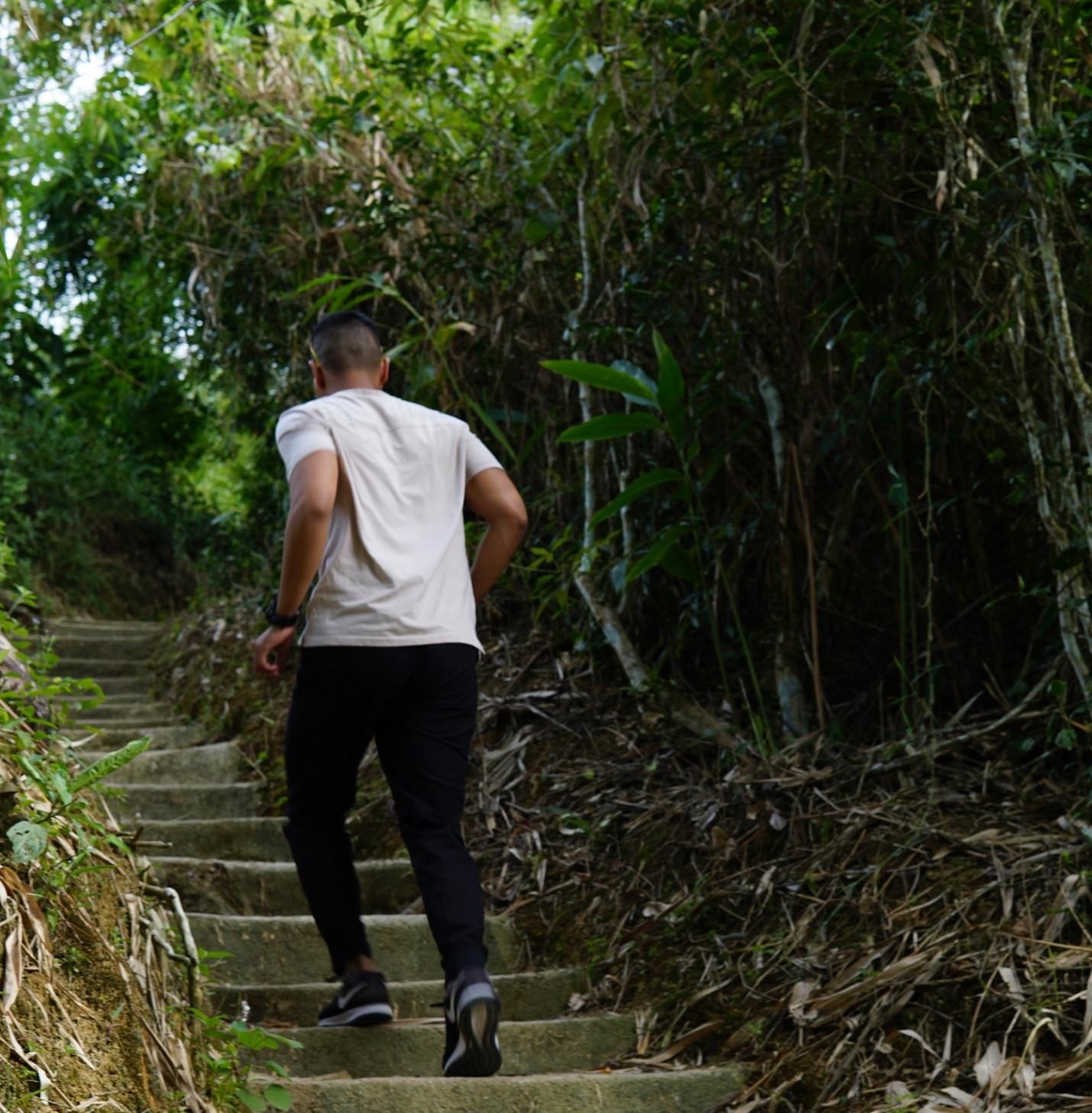 Bạn đã bao giờ nghĩ đến việc chạy bộ khi đi du lịch ? - 1