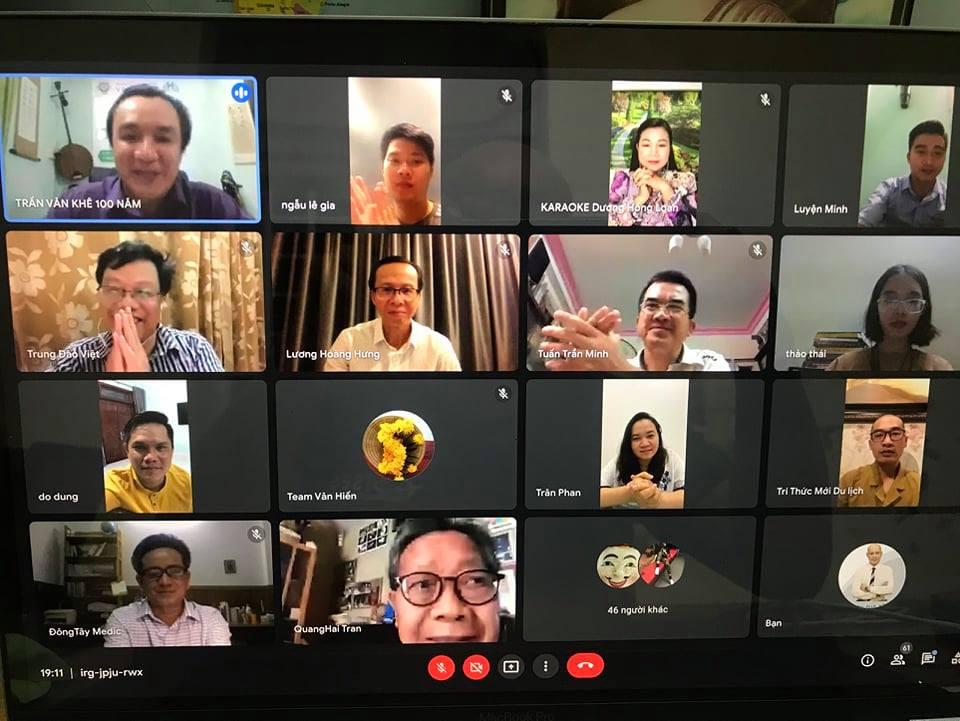 Sinh viên, hướng dẫn viên du lịch hào hứng thi tìm hiểu về cố GS Trần Văn Khê - 1