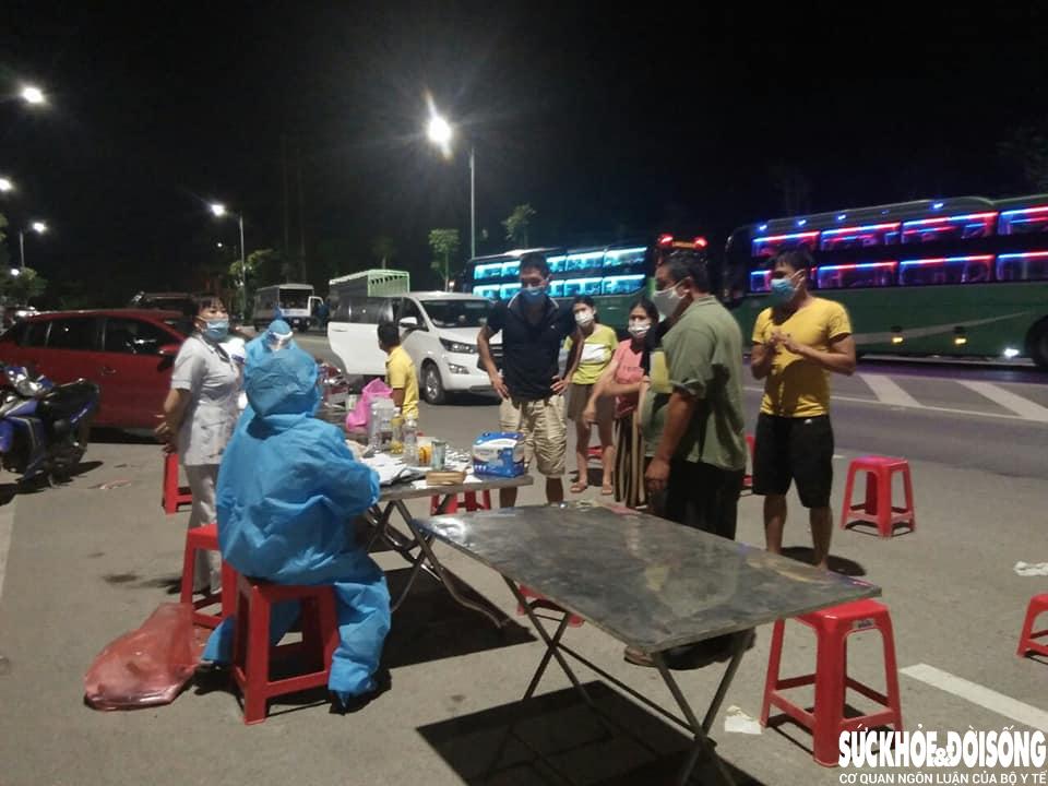 Sáng 3/8, Nghệ An ghi nhận thêm 10 ca nhiễm COVID-19 mới - Ảnh 1.