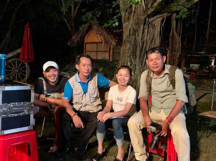 Biên kịch Vũ Tùng chia sẻ kinh nghiệm 'chém gió' trong sitcom 'Công sở kế'