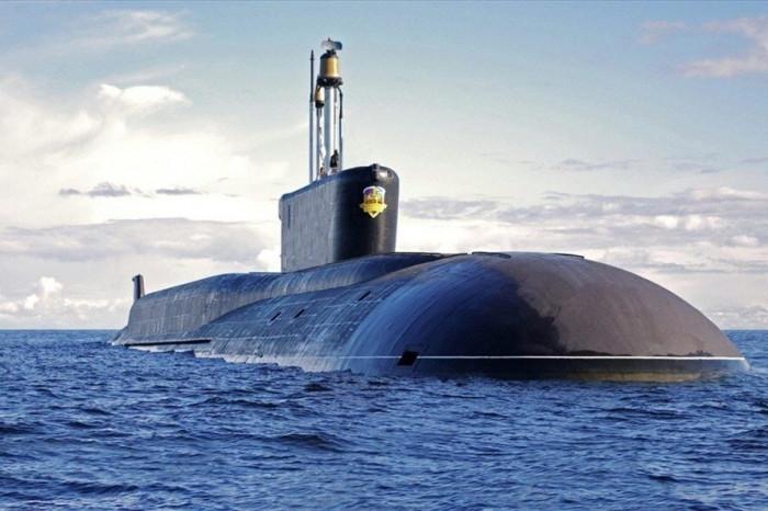 Nga đưa tàu ngầm hạt nhân