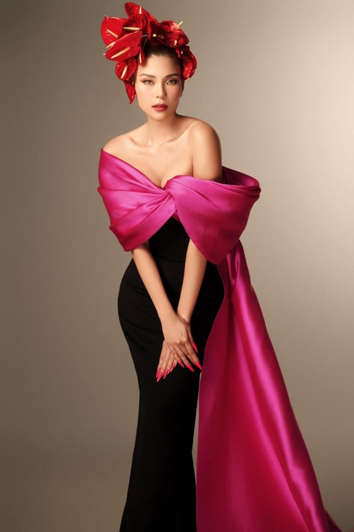 Diva Hồng Nhung trẻ trung, Hà Kiều Anh sang trọng bên con gái