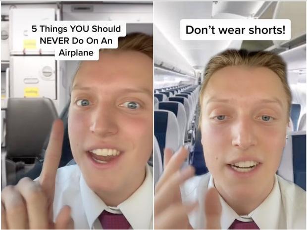 Đừng mặc quần shorts khi lên máy bay bởi lời giải thích này sẽ khiến bạn thấy ớn-1