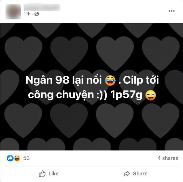 Rầm rộ clip mây mưa 1p57s của Lương Bằng Quang - Ngân 98, thực hư ra sao?-2