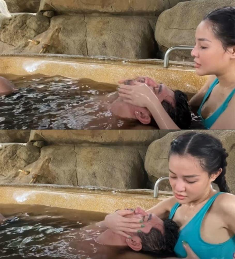Ngân 98 - Lương Bằng Quang ghiền đăng ảnh giường chiếu, tắm táp-10