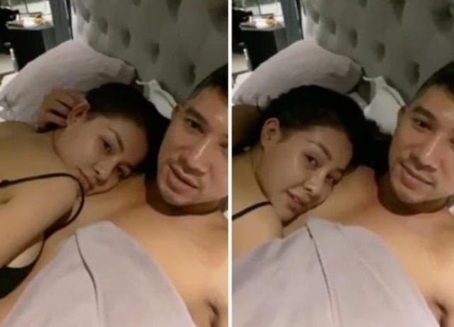 Ngân 98 - Lương Bằng Quang ghiền đăng ảnh giường chiếu, tắm táp-2