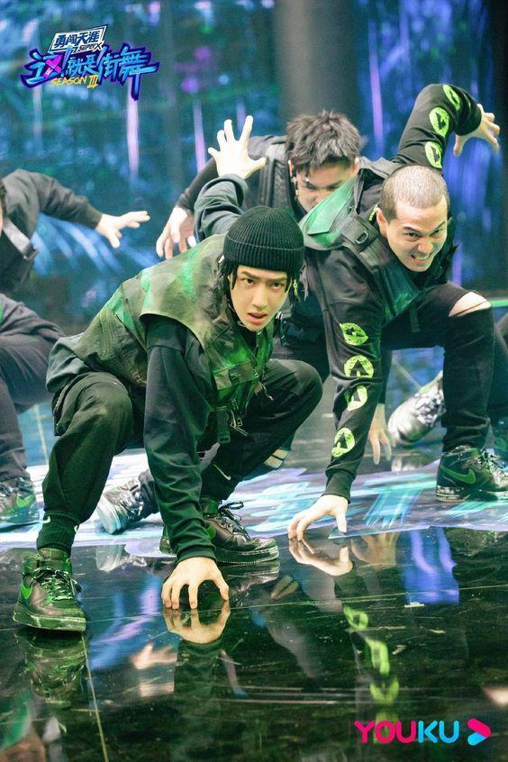Vương Nhất Bác trong Street Dance of China 4 có gì mới?-5