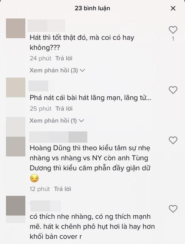 Tùng Dương gào thét quá đà khi cover hit quốc dân Nàng Thơ của Hoàng Dũng-4