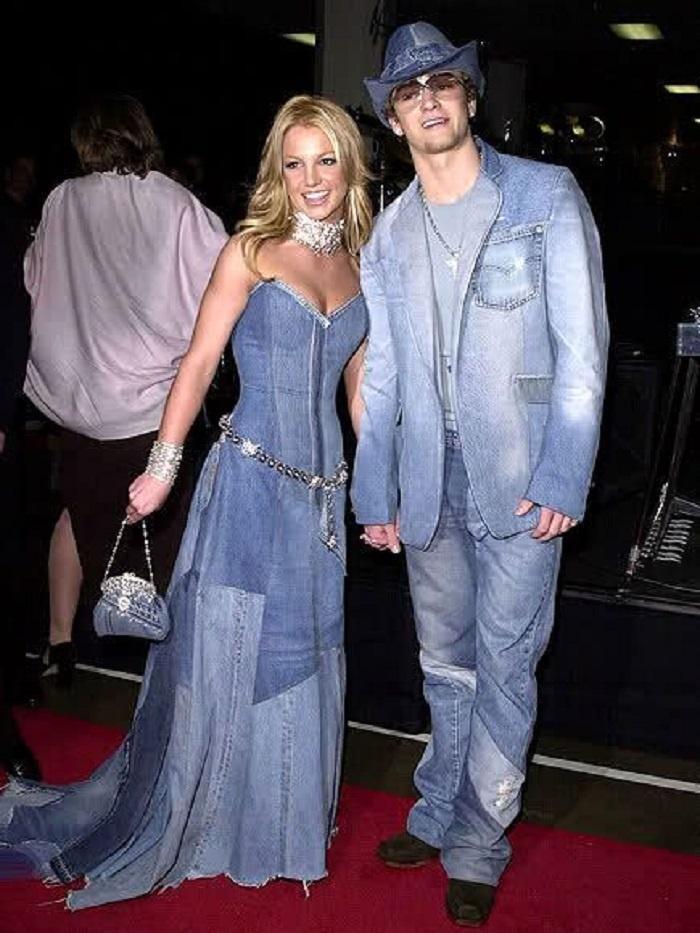 Britney Spears đi trước thời đại: Gen Z chuộng mốt 2 thập kỷ trước-6