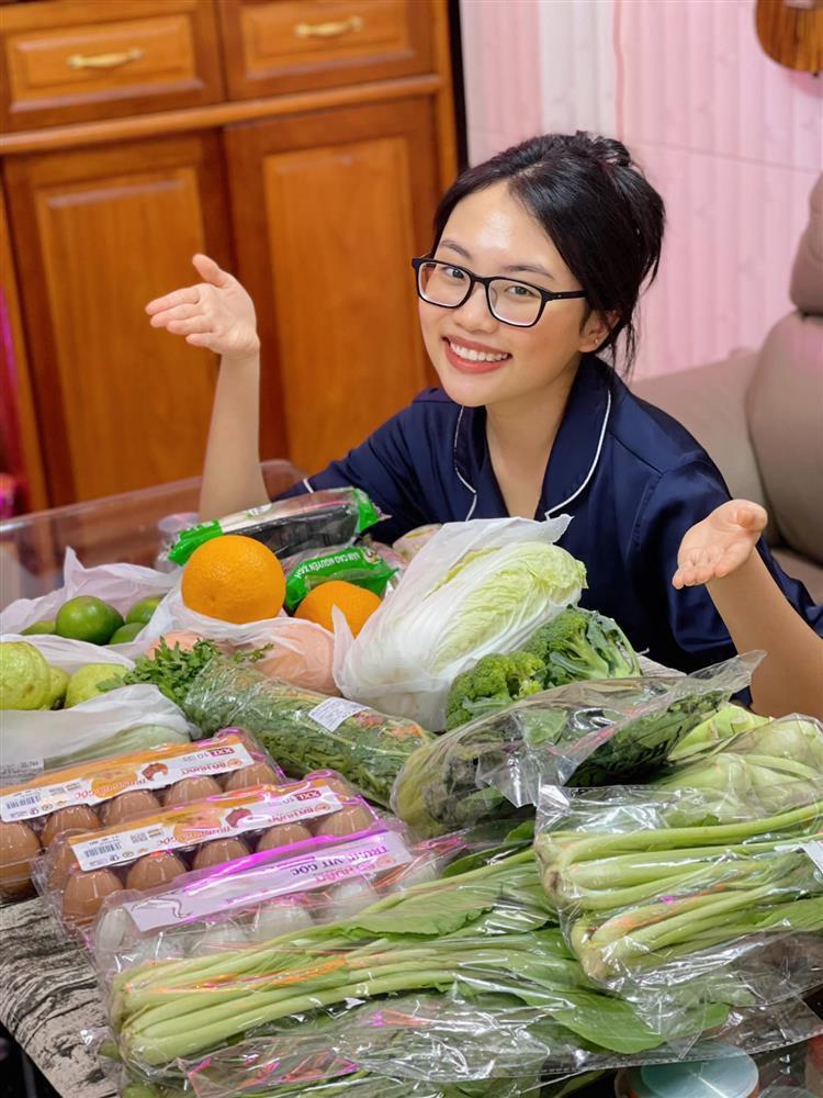 Phương Mỹ Chi - HHen Niê gặp thị phi vì thực phẩm mùa dịch-2
