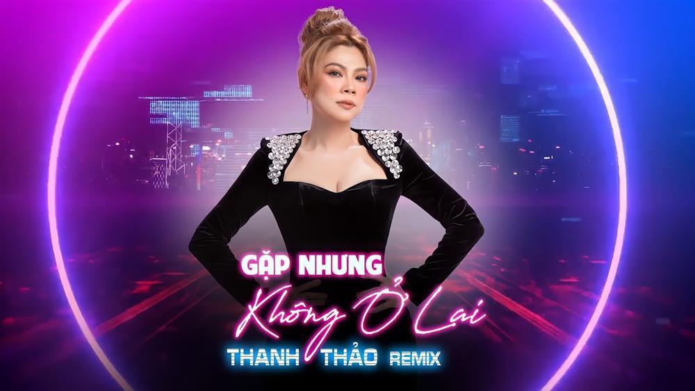 Dân mạng bật ngửa khi Thanh Thảo tri ân bản remix nghe ù tai-3