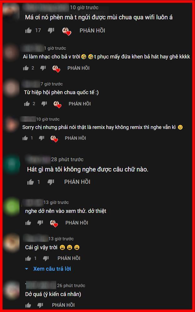 Dân mạng bật ngửa khi Thanh Thảo tri ân bản remix nghe ù tai-4