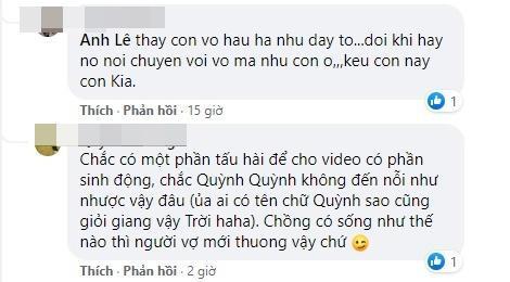 Lê Dương Bảo Lâm bị chỉ trích khi để vợ cơm bưng nước rót-7
