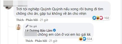 Lê Dương Bảo Lâm bị chỉ trích khi để vợ cơm bưng nước rót-8