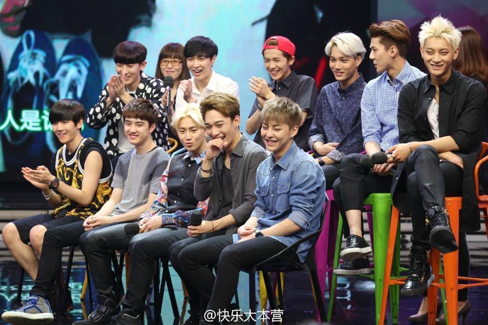 EXO ngồi không cũng dính đạn chỉ vì scandal của Ngô Diệc Phàm-6