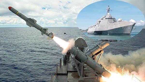 Mỹ đồng ý bán 'sát thủ diệt hạm' cho Ấn Độ. (Nguồn: US Navy)