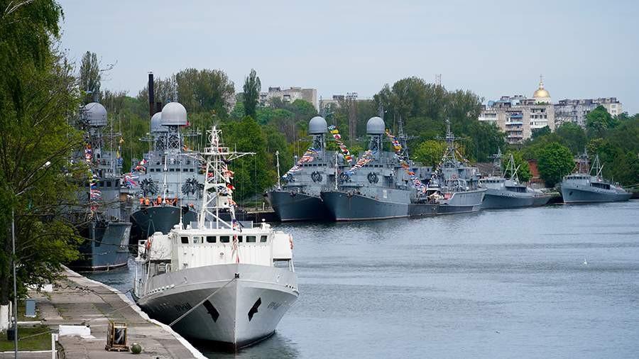 Nga hiện đại hóa căn cứ hải quân của Hạm đội Baltic thách thức NATO