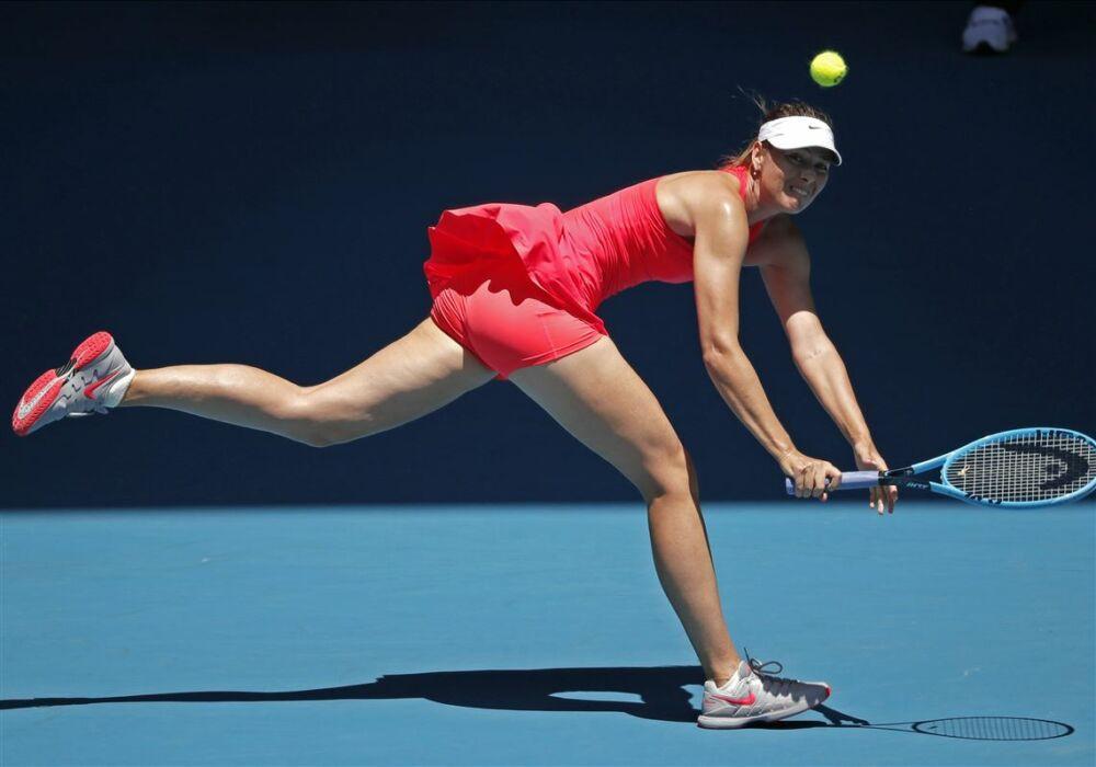 Trang phục tennis đẹp nhưng dễ hớ hênh nhất trong các môn thi Olympic? - 1
